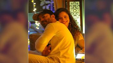 Ankita Lokhande Shares Blissful Snaps With Fiancé Vicky Jain; Shells Out Major Relationship Goals
