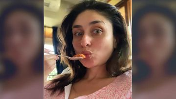 Kareena Kapoor Khan Shares 'Oo Aah Yumm' Pictures As She Empties A Bowl Of Halwa In No Time