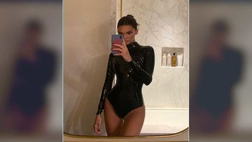 Kendall Jenner Shares Super Sexy Throwback Pictures; Gives Fans A Glimpse Of Her Backside
