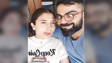 Anushka Sharma Shares A Quirky Selfie With Virat Kohli; Shares The Perks Of Self-Isolation