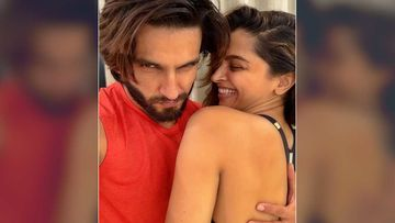 Ranveer Singh Works Out With Wifey Deepika Padukone; Talks About Endorphin Rush Being Double When She Is Around