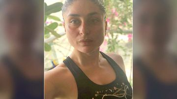 Kareena Kapoor Khan Introduces The Workout Pout And We Can't Stop Staring At The Picture