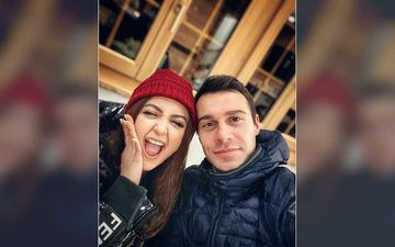 Singer Monali Thakur Is Having A Blissful Time In The Swiss Alps With German Boyfriend Amidst Coronavirus Lockdown