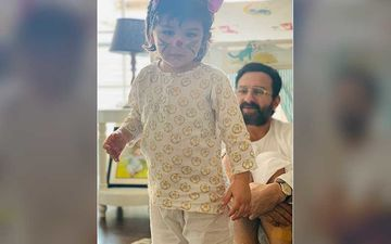 Saif Ali Khan Opens Up About Son Taimur Ali Khan's 'Potty' Video On Primetime News; Shares The Positive Story Behind It