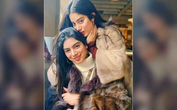 Khushi Kapoor Shares Her Savage Reaction After Janhvi Kapoor Calls Her A B***H For Stealing Her Outfits-WATCH TikTok Video