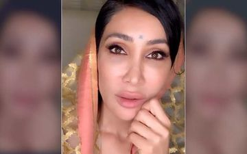 Sofia Hayat's Controversial Naked Posts Saying 'I Give My Orgasm To OM' Land Her In Legal Soup; Cyber Crime Complaint Filed Against Ex-Bigg Boss Constant
