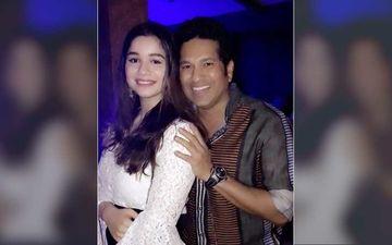 Sara Tendulkar Wishes Daddy Sachin Tendulkar With Adorbs Pictures From Her Childhood Album; Fans Trend #HappyBirthdaySachinTendulkar On Twitter