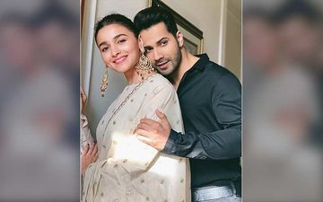 Alia Bhatt Has The Sweetest Birthday Wish For Her 'Sweet Child' Varun Dhawan; Actor Thanks 'Amma' For Her Blessings