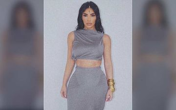 Kim Kardashian Slammed For Wearing A Maang Tika; Twitterverse Does Not Approve, Screams Cultural Appropriation