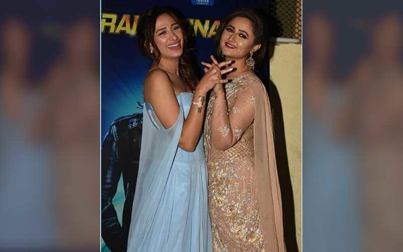 Bigg Boss 13's Mahira Sharma Misses Rashami Desai; Shares Precious Moments From The House With The Naagin Star