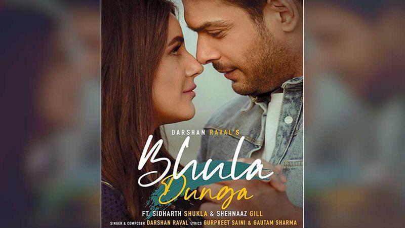 Bigg Boss 13 Winner Sidharth Shukla And Shehnaaz Gill's Music Video Crosses 40 Million; Fan Trend #BhulaDungaBreakingRecords