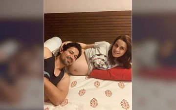Sumeet Vyas' First Mother's Day Wish For Pregnant Wife Ekta Kaul; Shares A Pic Resting His Head On Her Baby Bump