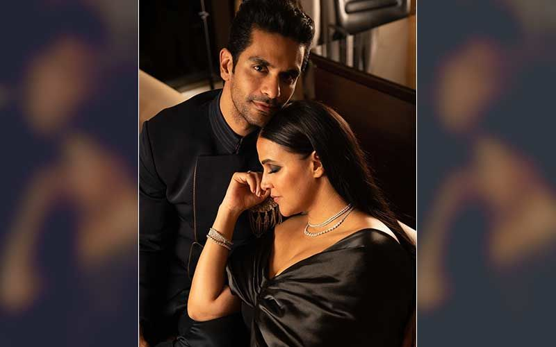 Angad Bedi Owns Up To Checking Wife Neha Dhupia's Phone; Says 'I Have Done It Many Times'
