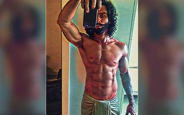 Shahid Kapoor Shares A Drool-Worthy Throwback Selfie Posing As Maharawal Ratan Singh; Fans Say 'Oh My God'