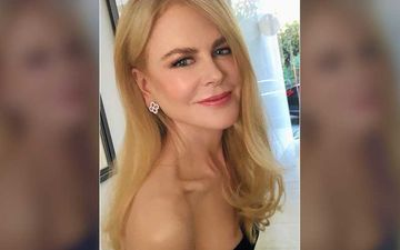 When Nicole Kidman Dressed Up All Classy To Relish A Four Course Meal Of Bugs, Grasshoppers; Actress Shares Suggestions For At-Home Snacks-WATCH