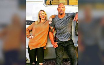 Ball And Chain: Dwayne Johnson Aka The Rock And Emily Blunt Starrer To Have A  Netflix Release