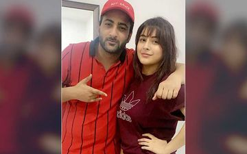 Former Bigg Boss Contestant Shehnaaz Gill Pens Down A Heartfelt Post For 'Brother, Best Friend And Bodyguard' Shehbaz On His Birthday