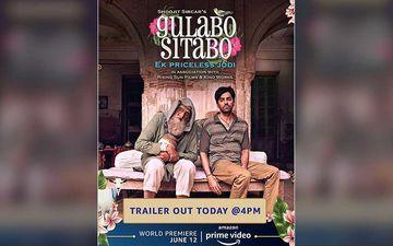 Gulabo Sitabo Trailer Poll Verdict: Fans Say 'Bohot Khoob' To Amitabh Bachchan-Ayushmann Khurrana Starrer