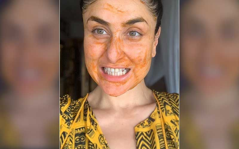 Kareena Kapoor Khan Flashes A Million Dollar Smile In Her Homemade Mask; Her Secret Recipe Is All You Need For The Summer Glow