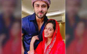 Ramzaan 2020: Dipika Kakar Shares A Cutesy Pic With Shoaib Ibrahim; Calls Herself Blessed