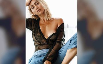 Post Breakup Rumours, Anusha Dandekar Turns Hot Blond For A Photoshoot; Looks Jaw-Dropping As She Goes Braless In A Sheer Top