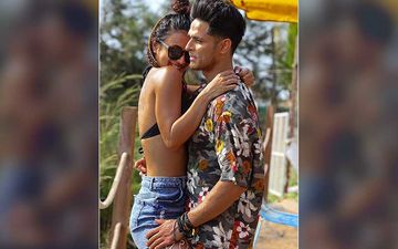 Priyank Sharma's GF Benafsha Soonawalla's Bold Pic Gets Called 'Vulgar' By A Troll; Lady Hits Back With A Savage Reply