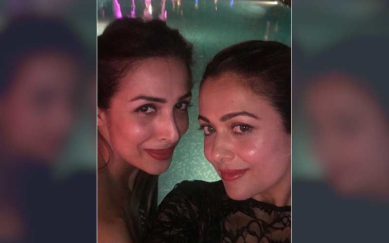 BMC Seals Malaika Arora's Building After Amrita Arora's Dad-In-Law Tests Positive For COVID-19; Amrita Reveals He's Recovered- Reports