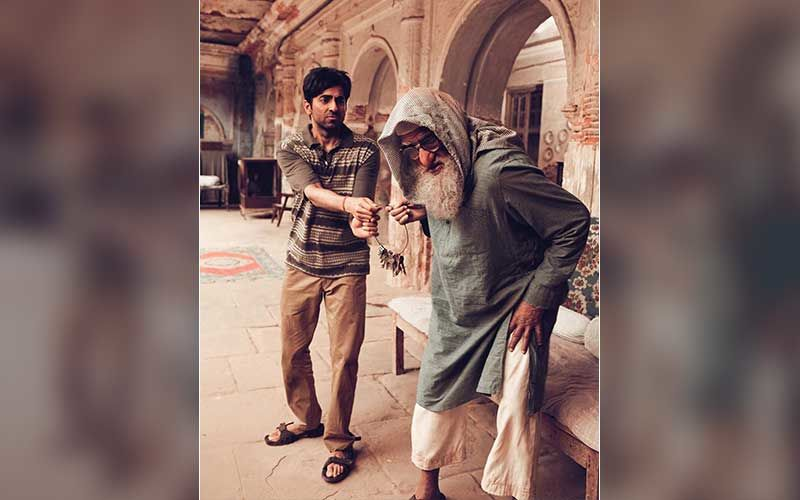 Ayushmann Khurrana Is Bachchan's Forever Fanboy, Thanks Shoojit Sircar For Fulfilling His Childhood Dream Conceived In Chandigarh