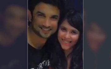 Sushant Singh Rajput Demise: Ekta Kapoor Says 'We Just Judge The Ones Who Don't Follow Norms'; Balaji Telefilms Pays Tribute To The Late Actor-WATCH
