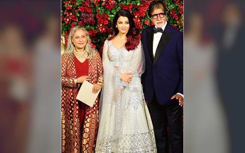When Jaya Bachchan Shared 'She's Wonderful, I Love Her' And How Amitabh Bachchan's Face Lit Up On Seeing On Aishwarya Rai-WATCH