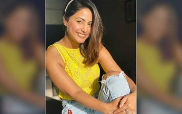Hina Khan Shares The Ultimate Secret Behind Her Glowing Skin; Her Skincare Routine Is A Must Try During The Quarantine Break