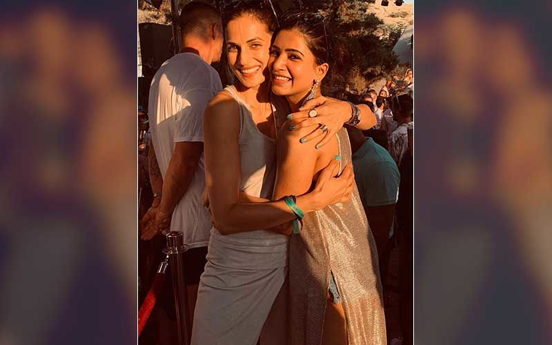 Samantha Akkineni's Best Friend Shilpa Reddy Tests Positive For COVID-19; Lady Shares Her Story On Social Media