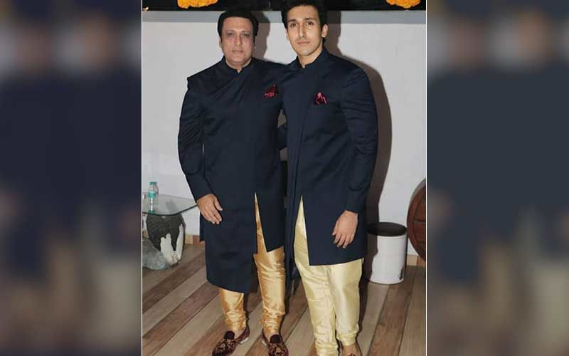 Govinda's Son Yashvardhan Ahuja Meets With A Car Accident In Juhu