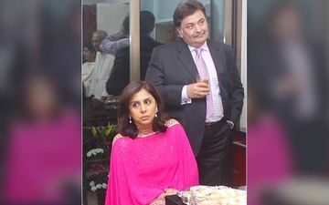 Neetu Kapoor Shares An Endearing Pic With Late Rishi Kapoor; Says 'Value Your Loved Ones As That's Your Biggest Wealth'