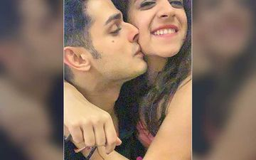 Benafsha Soonawalla Shares An Adorable Video With Her Timepass Partner Priyank Sharma; Lovebirds Flaunt Their Double-Chin In Style