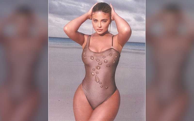 Kylie Jenner Shares A Throwback Video Flaunting Her Hot-Body In A Bikini; Says It's Time To Cut Off Quarantine Pounds-WATCH