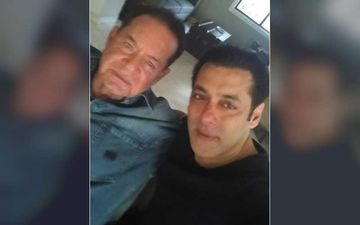 Salman Khan Is Writing A Love Story Amid Lockdown And Following Dad Salim Khan's Footsteps?