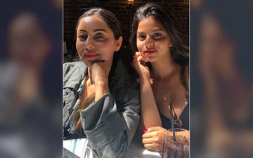 Gauri Khan And Suhana Khan Spotted Chilling In The Balcony; Welcome The Rains In Style -Pics INSIDE