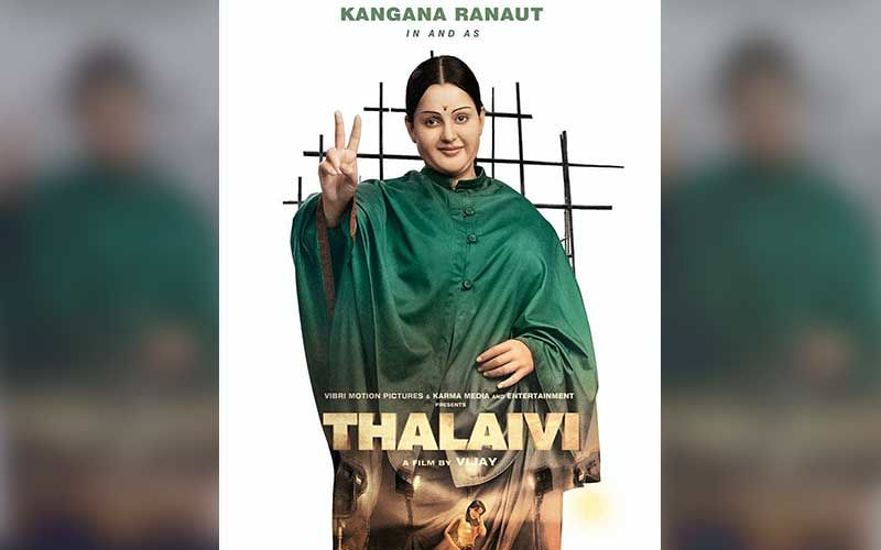 Thalaivi: Kangana Ranaut Starrer To Have A Digital Release; Sold To Netflix And Amazon Prime For Rs 55 Crore- Reports