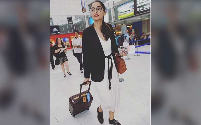 Sonam Kapoor Is All Ready And Packed To Fly Somewhere; Says 'I Miss Travelling'