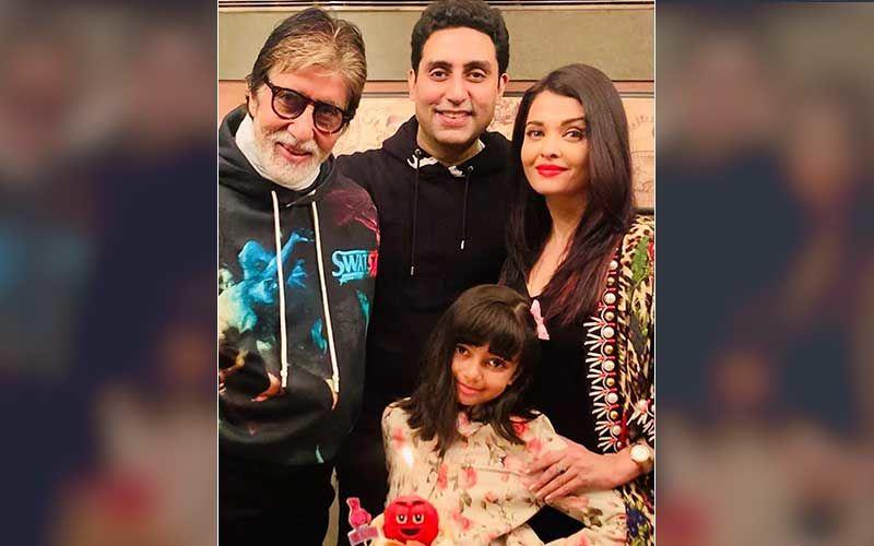 Amitabh Bachchan Shares Emotional Tweet From Nanavati Hospital; Thanks Well-wishers 'With Folded Hands' For Their Prayers For Abhishek, Aishwarya, Aaradhya, Himself