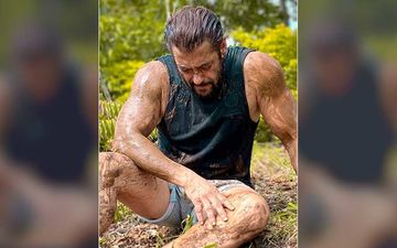 Salman Khan Is Covered In Mud As He Sends Out His 'Respect To All The Farmers' Tweet After Working Hard In Field; Shared A Pic