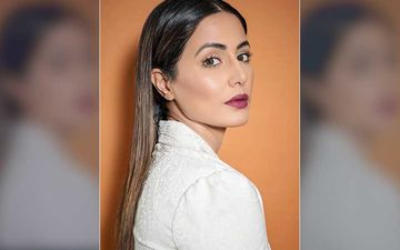 Hina Khan Has A Befitting Reply To A Fan Who Wants Her To Upload 'Quality Content' And Not Just Gym Reel Videos