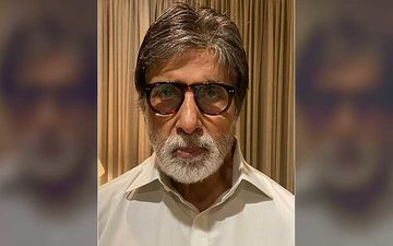 Amitabh Bachchan Tweets From The Hospital; Thanks Fans And Well Wishers For Care And Prayer For The Family