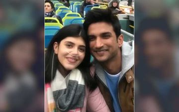 Dil Bechara Actress Sanjana Sanghi Talks About Late Co-Star Sushant Singh Rajput; Reveals He Was Always Present And Giving On Set