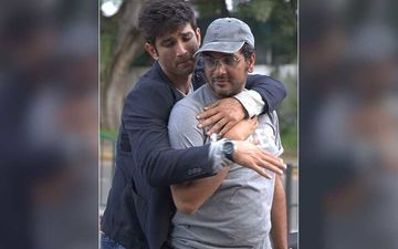 Dil Bechara Director Mukesh Chhabra Says 'Uske Baare Main Tha Main Baat Karna Bada Mushkil Hota Hai'; Shares Video Of UNSEEN Moments With Sushant Singh Rajput