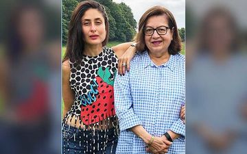 Kareena Kapoor Khan Says 'I Got It From My Mama' As She Posts A Throwback Picture Of Babita Kapoor And Credits Her For The Killer Looks