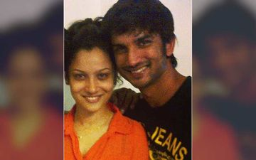 Sushant Singh Rajput's Former Girlfriend Ankita Lokhande Shares A Pic Of 'Scotch', A Dog SSR And Ankita Got Together-Pic INSIDE