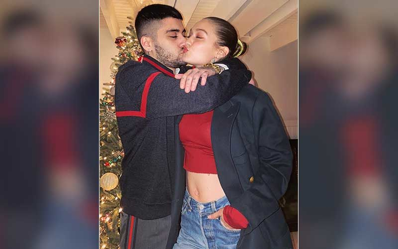 Inside Gigi Hadid And Zayn Malik's Newly Redone NYC Apartment; We Can't Get Over That Floor-To-Ceiling Ball Pen