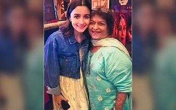 Saroj Khan Death: Alia Bhatt Says 'Saroj Ji Was Magic, She Created Magic'; Recalls Her Conversation With Masterji On The Sets Of Kalank